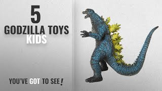"Top 10 Godzilla Toys Kids [2018]: 14'' 13'' 7 "" Educational Plastic Dinosaur Model Action Figures"