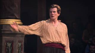 Globe On Screen: Much Ado About Nothing clip