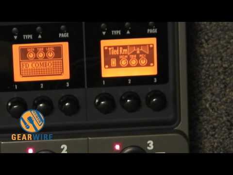 Zoom G3: Stompbox And Amp Emulation Under A Single, Affordable Roof (Video)