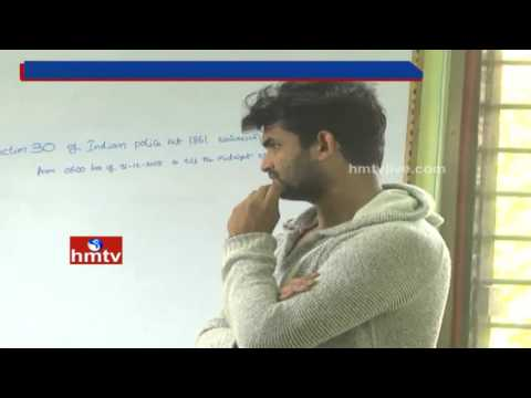 Actor Nanduri Uday Kiran Arrested in Drug Trafficking at Kakinada | HMTV