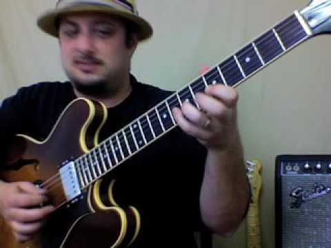 Lead Blues Guitar Licks And Phrasing Lesson