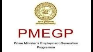 Small scale business opportunities through PMEGP