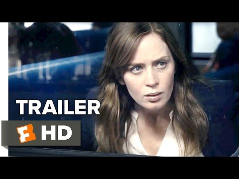 The Girl on the Train Official Teaser Trailer #1 (2016) - Emily Blunt, Haley Bennett Movie HD
