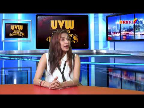 United Voice Of Women With Sanjan Jon | Latest United Voice Of Women Episodes | MANATV
