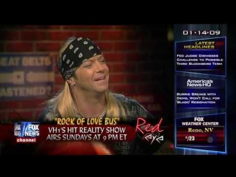 Red Eye On FOX News - Bret Michaels 2