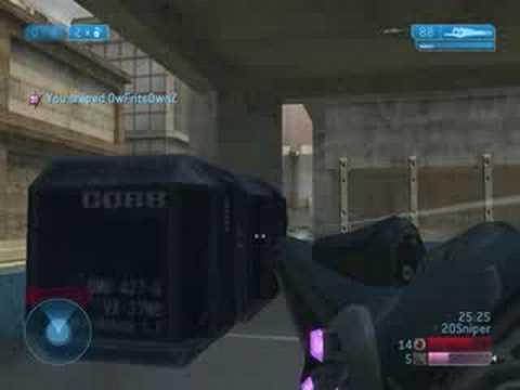 Black Ops Sniper Montage. Halo 2 (worst sniper montage