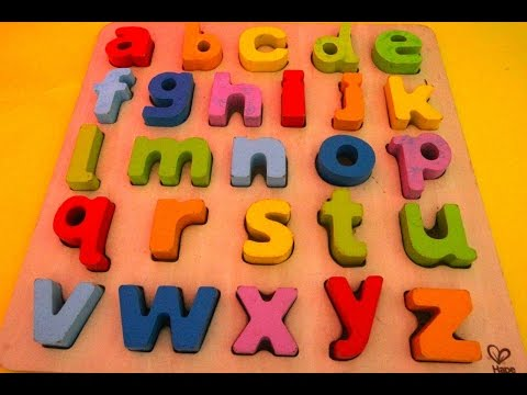 Learn Alphabets - abcd - fun for kids