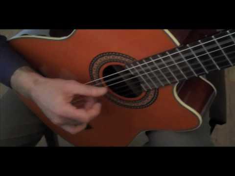 Барриос Мангоре Агустин - Romanza En Imitacion Al Violincello