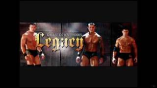WWE The Legacy New Theme 2009