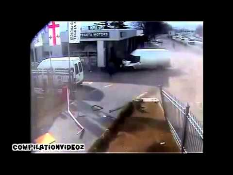 Car Crash Compilation [2012]