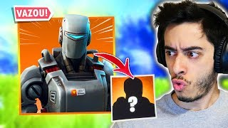 SKIN SECRETA REVELADA!? - Fortnite
