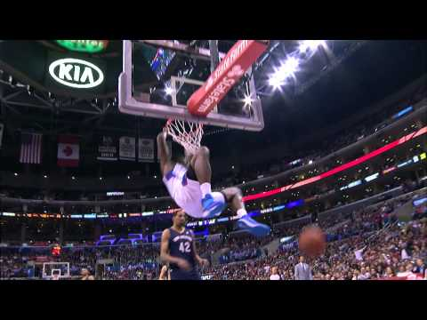 DeAndre Jordan: King of the Alley-Oop