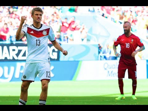 FIFA WORLD CUP 2014 GERMANY VS PORTUGAL(4-0) FULL MATCH IN 720 px PRINT