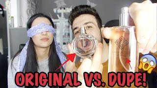 ORIGINAL VS. DUPE! PARFUMS 😱 w/ Yusuf Acikyol