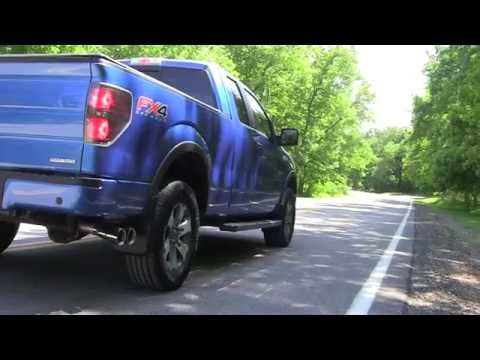 CORSA 2012 F-150 5.0L Cat-Back Xtreme Sound Level