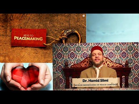 Keys to Peace-Making | ᴴᴰ - Dr. Hamid Slimi