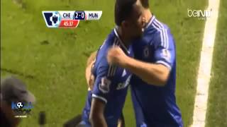 Chelsea vs Manchester United 2014 3-1 Chelsea vs Man United 3 1 Goals & HighLights 19 01 2014 HD