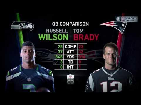 NFL Monday QB: Russell Wilson vs. Tom Brady
