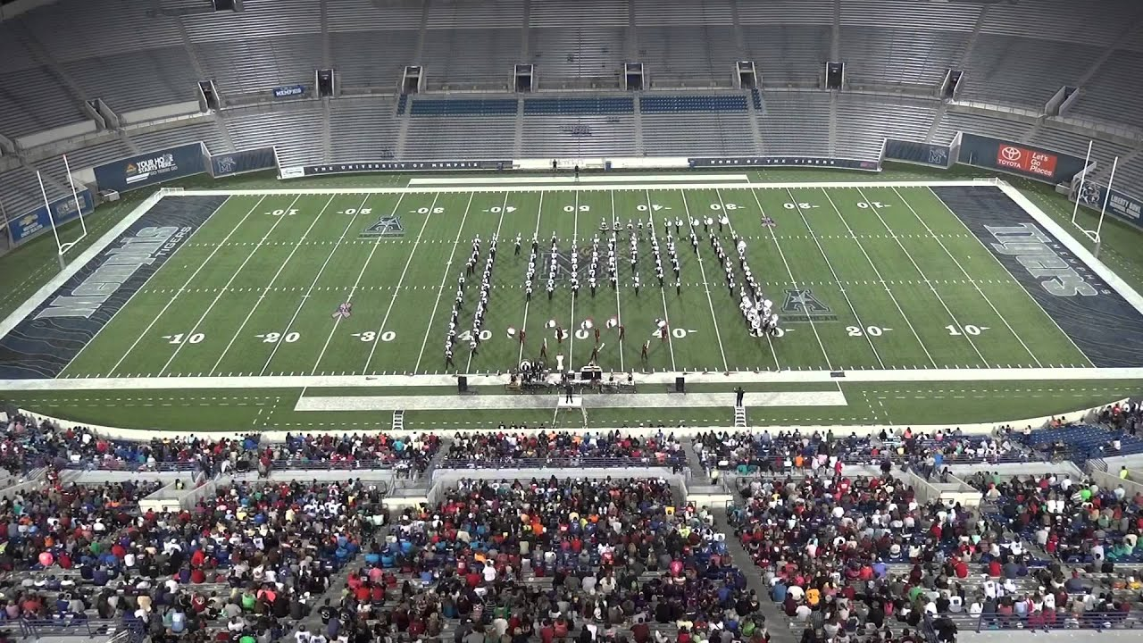 Collierville High School Band 2014 Collierville High School