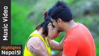 Hasna Pani Garho Bho By Himal Sagar | New Nepali Sentimental Song 2017/2074