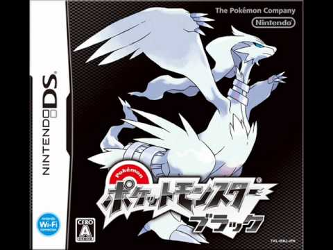 Pokemon Black And White Music - Vs. Gym Leader video