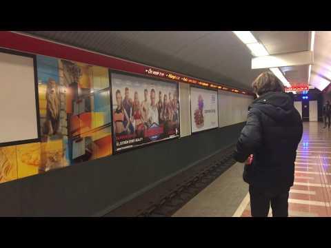 Metro Budapest - BKV Budapest - U Bahn Budapest