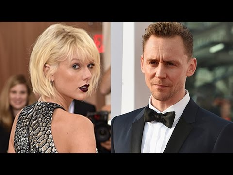 Taylor Swift & Tom Hiddleston Have Wine Date Night & Take Private Jet On Vacation