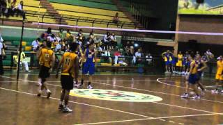 USJR vs. UC CESAFI 2012 Part 1-5