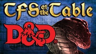 Tfs At The Table Chapter 1 Episode 6 Raid On The Naval Camp  Dungeons Amp Dragons  Team Four Star