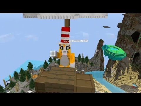 Minecraft - Race To The Moon - Goodbye Again! [35]