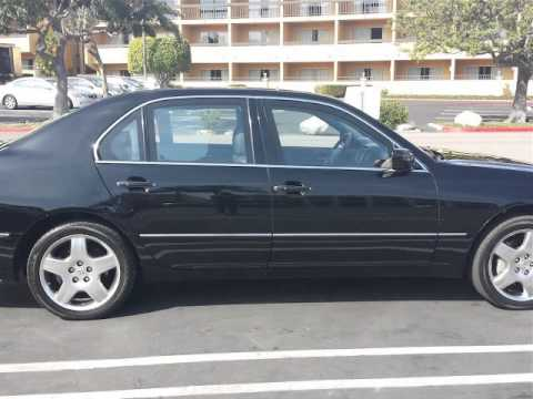 Used Armored Car Lexus Ls 430 - WWW.ARMOREDCARSSALE.COM