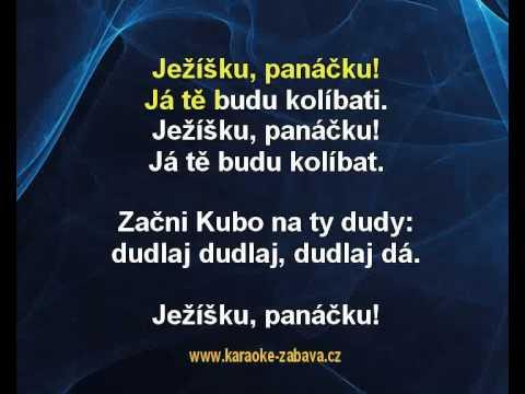 Karaoke Klip Půjdem Spolu Do Betléma - Koleda