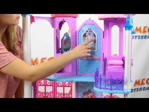 Crystal Castle / Kryształowy Pałac - Barbie Mariposa i Baśniowa Księżniczka - www.MegaDyskont.pl
