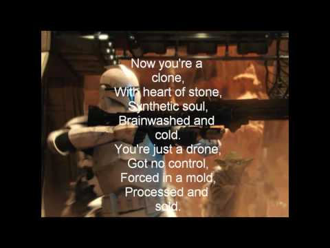 Clones by Ash (with Lyrics)