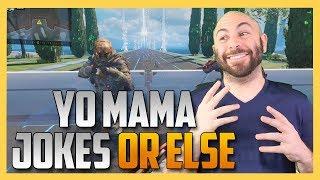 Yo Mama Jokes Or Else!