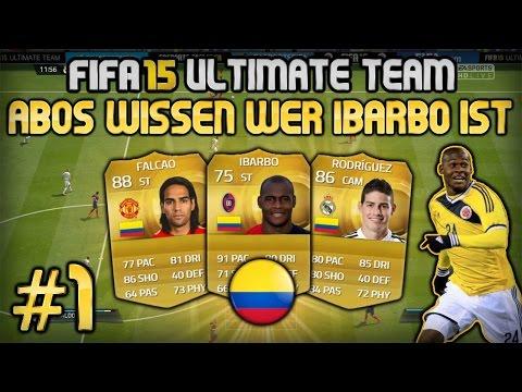 FIFA 15 - Abos wissen wer Ibarbo ist #1 - Kolumbien
