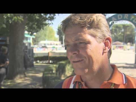 FEI European Jumping championships 2011 – Joreon Dubbeldam
