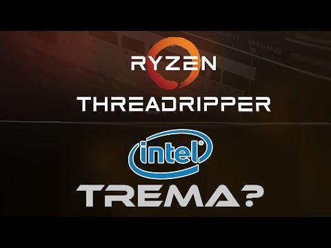 AMD DISTRUGGE INTEL!? - RYZEN THREADRIPPER