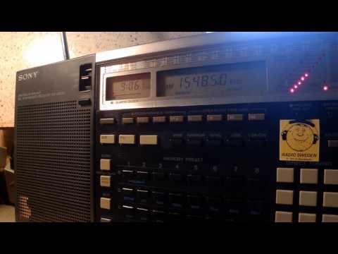 28 06 2016 Unscheduled broadcast of Vatican Radio in Ukrainian 0905 on 15485 SM di Galeria