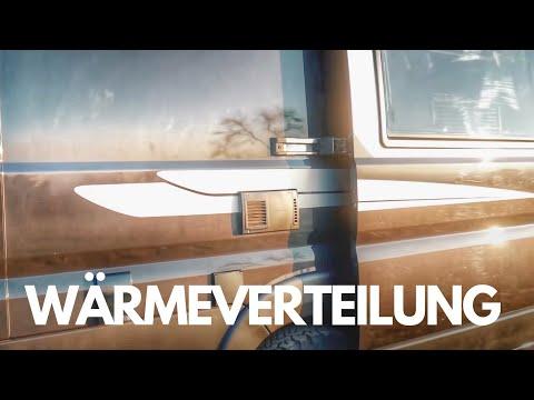 Truma Heizung + Warmluftverteilung im Wohnmobil