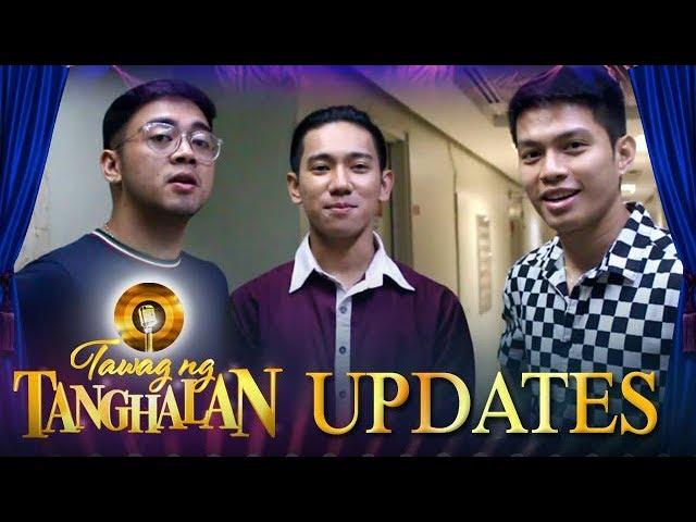 Tawag ng Tanghalan Update: John Michael dela Cerna thanks his supporters