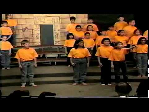 Episcopal School Of Dallas - Moses And The Freedom Fanatics [March 17th, 2000 VHS Rip] ESD