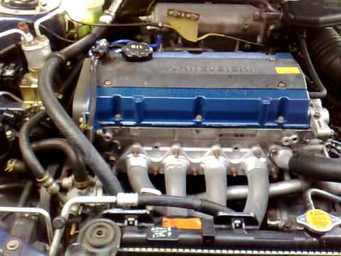 4G93 DOHC Conversion YouTube