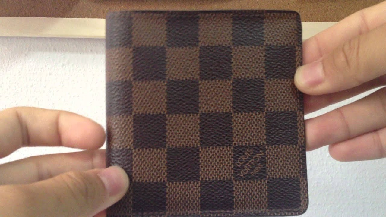 Designer Long Wallets for Men in Leather   LOUIS VUITTON
