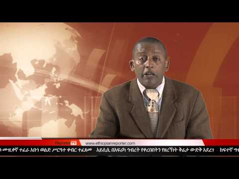 Ethiopian Reporter TV News June 04, 2013