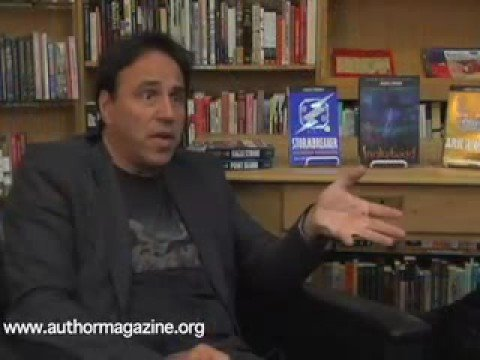 Interview with Author Anthony Horowitz Part 2