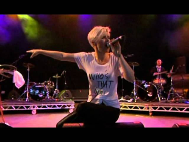 Robyn - Be Mine Live at V 2008 Festival