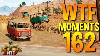PUBG Funny WTF Moments Highlights Ep 162 (playerunknown's battlegrounds Plays)
