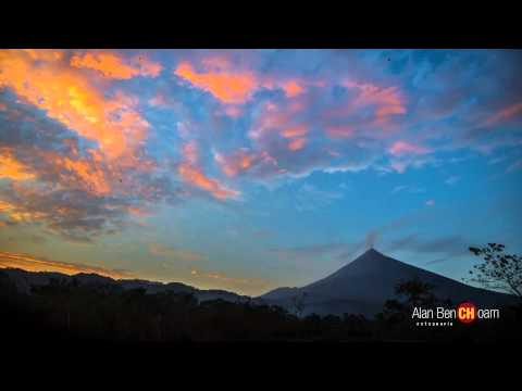A musical video showing different timelapses shot all around Guatemala.