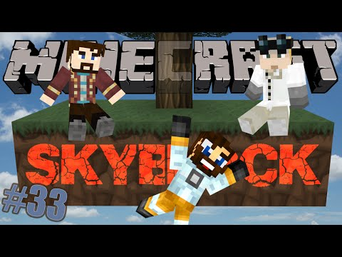 Minecraft - Hardcore Skyblock Part 33: Fancy Freezer (agrarian Skies Mod Pack) video